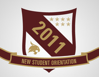Texas State New Student Orientation Shirt