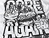 Gore Again x Doez