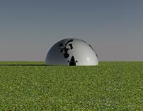 Modelado 3D - ARQU 1551 - 201020- Espacio para escalera