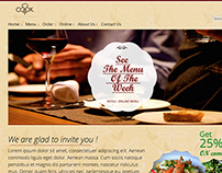 Restaurant Web UI