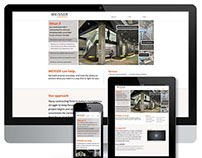 Weisser Branding and Responsive Web