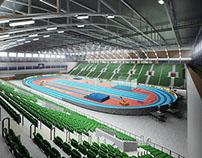 Sport Hall interior