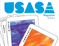 USASA Student Magazine - Volume 22 Issue 3