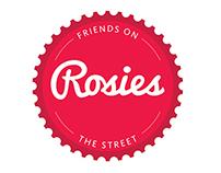 Rosies - Rebranding