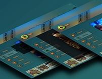 DLF CyberHub  Website Redesign
