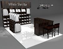 Concept White Shirt Bar