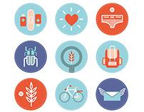 Badges scouts rebranding