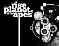 Rise of the Planet of the Apes - Tribute Poster