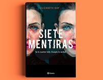 Cover Art for Editorial Planeta