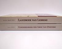 Landboek van Lebbeke – Goederenboek der Abdij van Zwijv