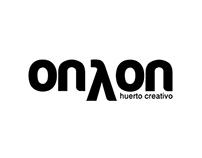 Identidad Visual de ONYON_huerto creativo