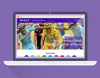 Yahoo! Redesign Concepts