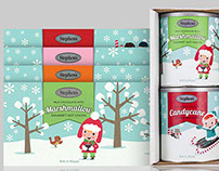 Stephen's Gourmet Hot Cocoa Holiday Packaging
