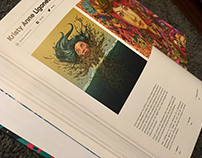 DRAWN Volume 2 (Artist Directory Book)