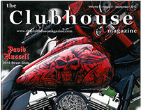 Clubhouse Magazine Sept 2012