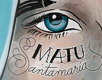 CULTURETA | MATU SANTAMARIA