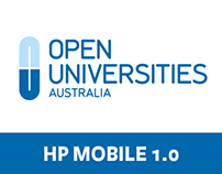 Open Universities Australia Mobile Homepage