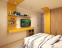 Sunshine Bedroom