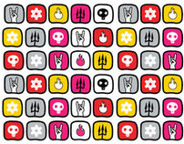 Mochi Womens Shoe Graphics