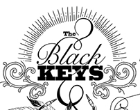 THE BLACK KEYS | MATU SANTAMARIA