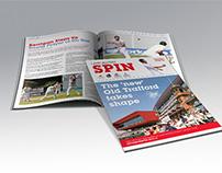Lancashire Cricket Spin Magazine