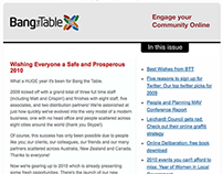 EngagementHQ Monthly Newsletter