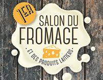 Salon du fromage • Ciney