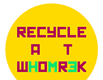 Recycle at Work / Home