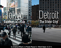 """The """"Silent City"""" Versus """"Sardins in a Can"""""""