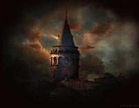 Beauty of Istanbul (Ayasofya and Galata Tower)