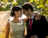 Sara & Daniel's wedding