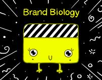 Brand Biology: Illustrations and Presentation