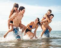Teens Beach - Personal Project - Portfolio