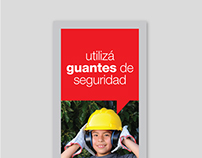 Campaña de Seguridad en Planta | Barbieri