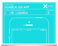 Humblr: iOS App Wireframing | Sign Up: Email