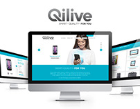 Auchan Qilive - Website