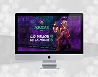 Website - Azúcar