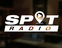 Spot Radio mock-up