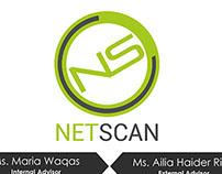 NETSCAN FYP Poster & Infographics