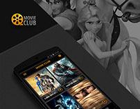 Movie Club App