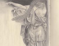 Study of Ricciarelli (Daniele da Volterra)