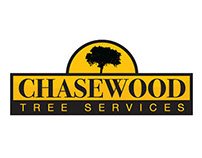 Chasewood Tree Services branding