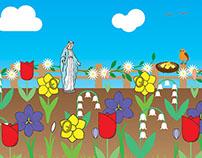 Spring Garden for MCA