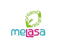 Visual identity for Melasa - Organic Store