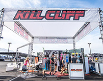 Kill Cliff 2014 CrossFit Games Booth