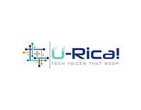 U-Rica! Company Logo Design