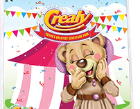 Crealy Theme Park party bags