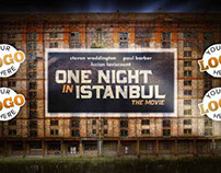 'One Night In Istanbul' Sponsorship