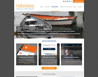 Hotchkiss Consulting Group - Website 2014