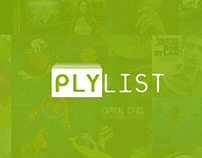 Plylist Music Player